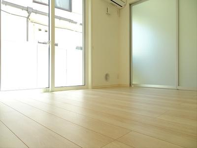 【寝室】メゾン ド シャ ブラン
