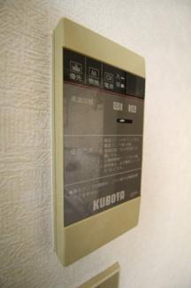 【設備】コスモハイツ高尾