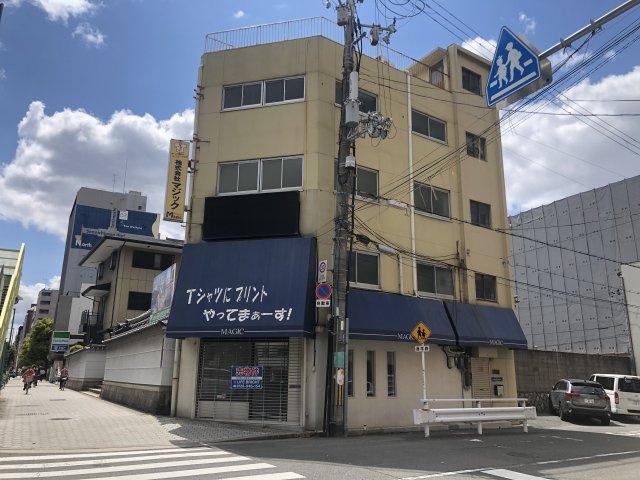 【外観】谷町九丁目駅 売ビル