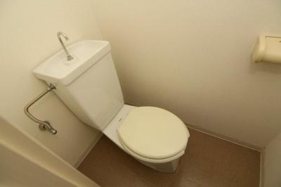 【トイレ】メゾンタチバナA棟