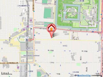 【地図】Fair wind OIKE(フェアウインドオイケ)