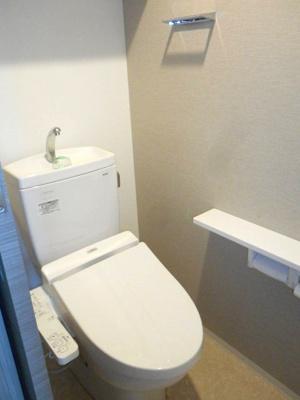 【トイレ】【投資マンション】シャルマンフジスマート和歌山駅前EAST