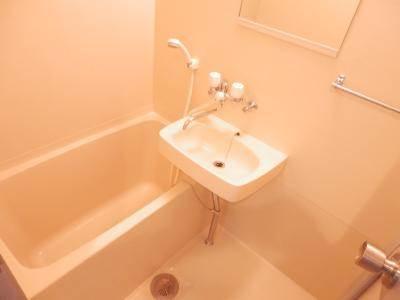 【浴室】サンハウス御池