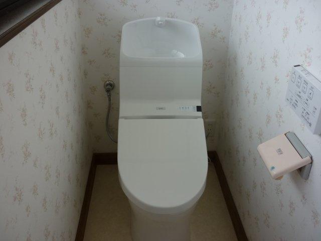 【トイレ】日立市東大沼町中古一戸建