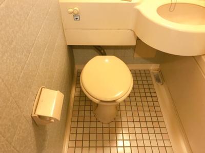 【トイレ】プリンセスライン駒沢