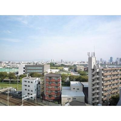 【展望】ローズコーポ新大阪9