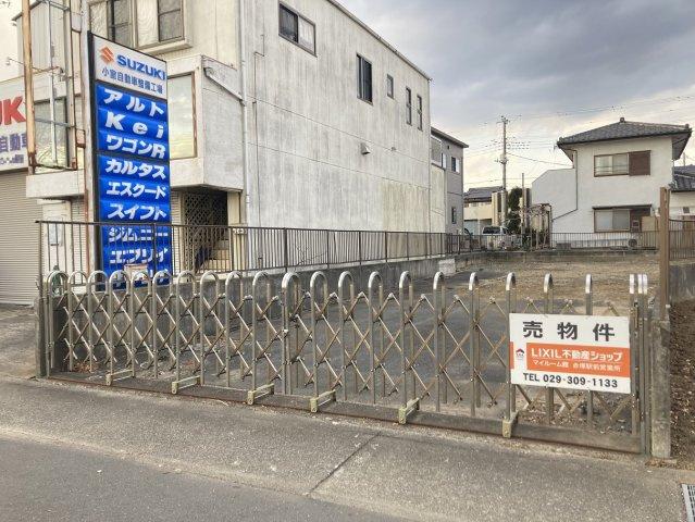 【外観】日立市桜川町2丁目土地