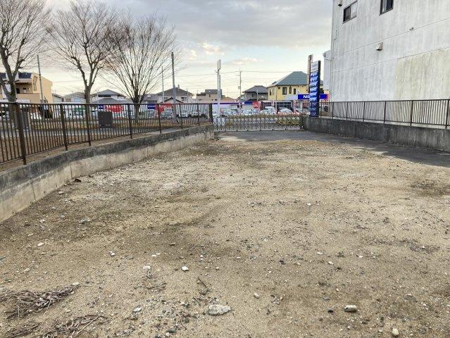 【前面道路含む現地写真】日立市桜川町2丁目土地