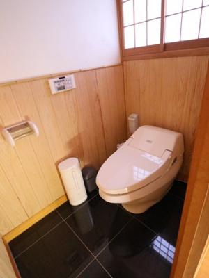 【トイレ】多摩湖町4丁目邸
