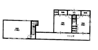 【間取り】高崎市下室田町 中古戸建
