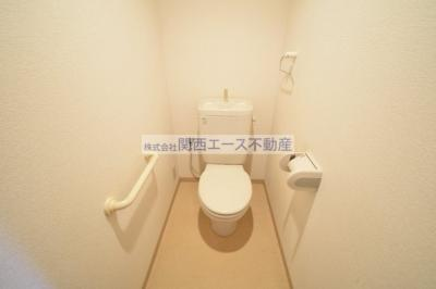 【トイレ】アジュール西端