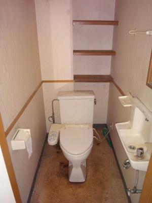 【トイレ】大町ビル