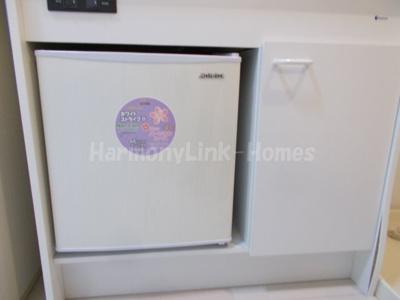 ハーモニーテラス東池袋のミニ冷蔵庫☆