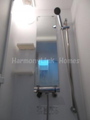 ハーモニーテラス東池袋の使いやすいシャワールームとなっています