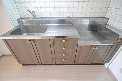 【キッチン】サニーコート青山