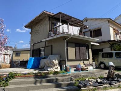 【外観】神戸市垂水区千代ヶ丘1丁目 中古戸建