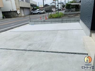 【外観】八女市本町新築建売住宅