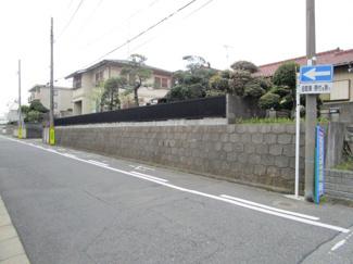 千葉市中央区春日 土地 千葉駅 前面道路広々6m!駐車も、見通しも良好です!