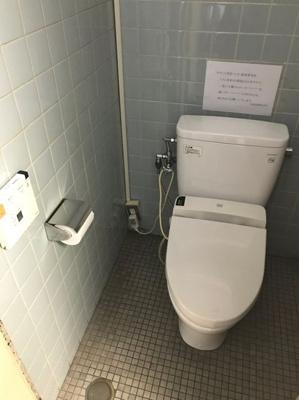 【トイレ】日進ビルディング