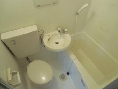【浴室】エステート国立