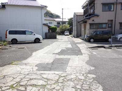 【駐車場】サキタ駐車場