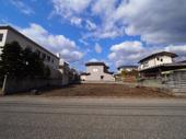 大曲小学校まで600m 大仙市大曲あけぼの町の住宅用地ですの画像