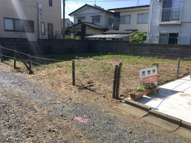 【外観】姫子1丁目土地