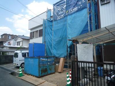 【外観】高知市薊野西町3丁目新築戸建