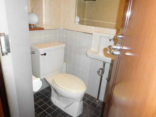 【トイレ】フジノビルディング