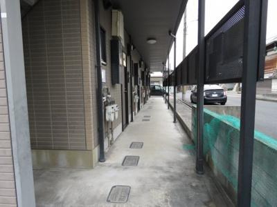 【駐車場】ヤーデンハウス スモッティー阪急茨木店