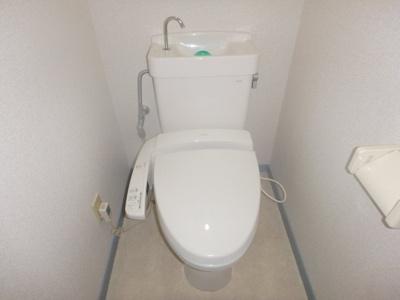 【トイレ】第二小金井マンション