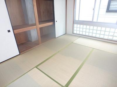 【寝室】第二小金井マンション