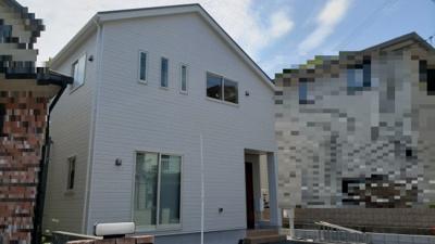 【外観】神戸市垂水区東垂水町字高丸 新築戸建