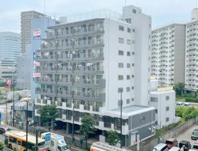 【洋室】トーア南砂マンション 8階 91.26㎡ 角 部屋
