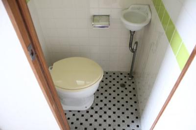 【トイレ】中之町7丁目売りアパート