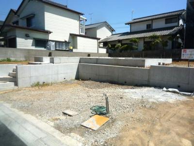 【外観】いの町枝川新築戸建