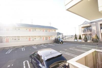【駐車場】レセンテ紫峰ヶ丘B