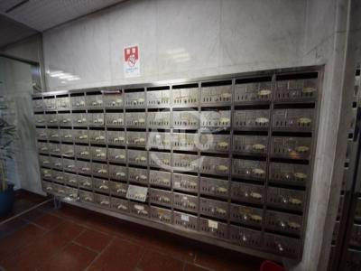 スペース西本町 メールボックス