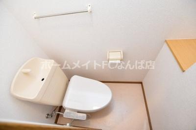 【トイレ】ロワリオン上町
