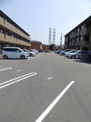 【駐車場】黒石ヒルズ