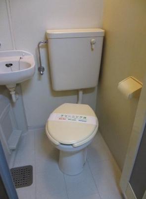 【トイレ】グレースステージB