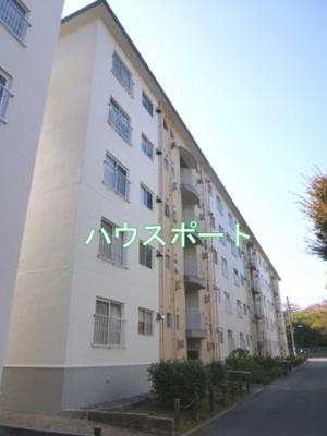 【外観】竹の台団地D3棟