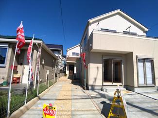 建物は設計性能評価で地震に強い最上位等級などを取得していますので安心です。
