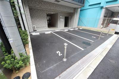 【駐車場】エスリード本町レジデンス