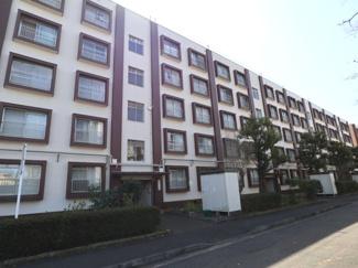 【外観】久米川駅東住宅19号棟