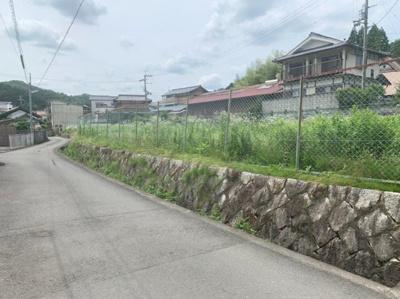 【前面道路含む現地写真】京都府南丹市園部町上木崎町岩崎