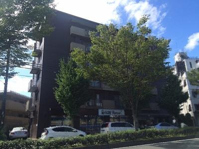 【外観】インペリアル松ケ崎 3階南向き