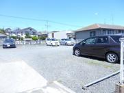 アメリカンリバティー小手指Ⅱ駐車場の画像