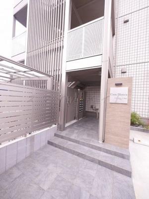 【エントランス】カサブランカ駒岡