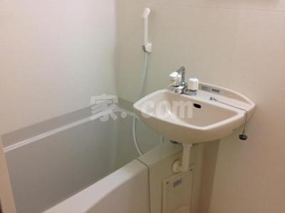 【浴室】レオパレスエクレールⅡ(47824-108)